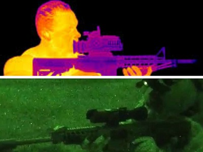 Night Vision vs Thermal Scopes