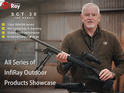 All Series of InfiRay Outdoor Products Showcase