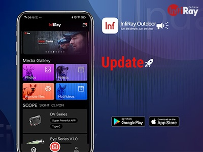 InfiRay Outdoor Mobile Application