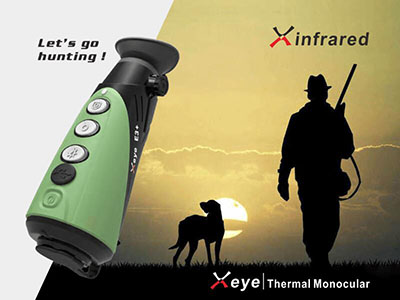 Review of InfiRay Eye Series Thermal Imaging Monocular