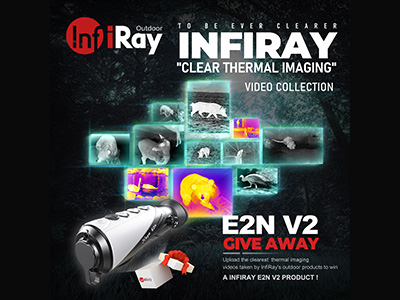 INFIRAY CLEAREST THERMAL IMAGING VIEDEO COLLECTION EVENT